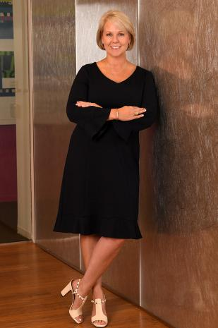 Kristy Simonette is Senior Vice President of Strategic Services-Chief Information Officer of Camden Property Trust